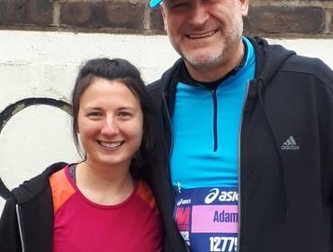 Manchester Marathon Success
