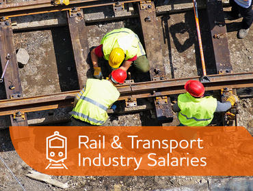 Highest Paying Railway & Transport Jobs in the UK